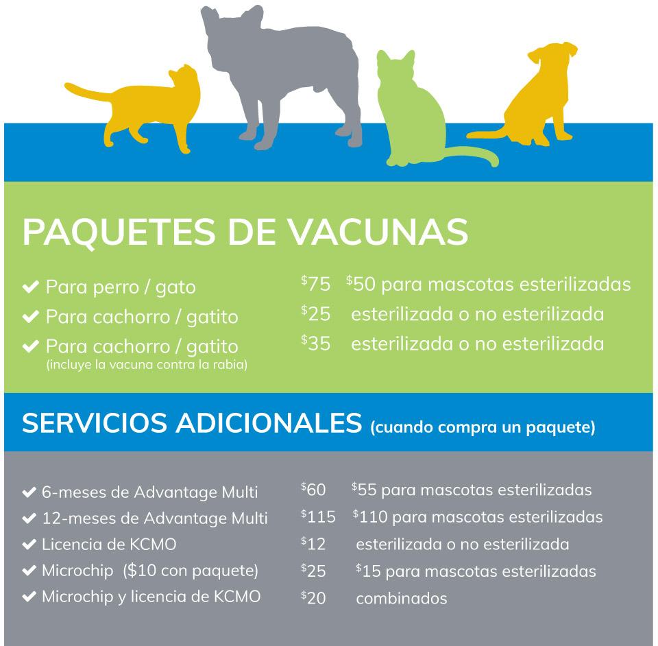 Best Friends Bundles - Vaccination Packages