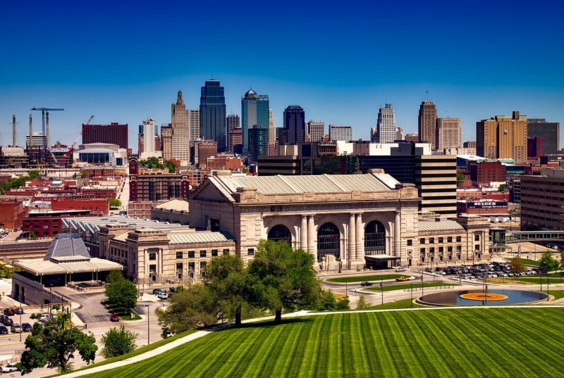 Kansas City is a pet loving town that also loves it's green, green grass.