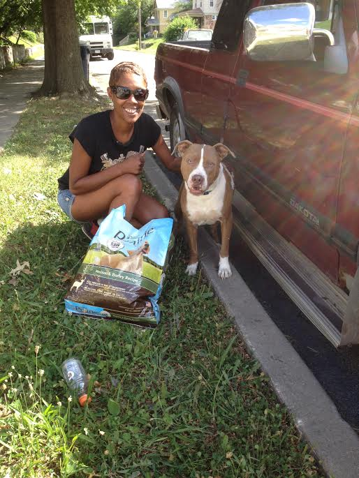 Pet owners who are struggling to feed their pets can find assistance from our pet food pantry, with food provided by generous donors and partners to Spay and Neuter Kansas City.