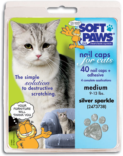 Package of Soft Paws